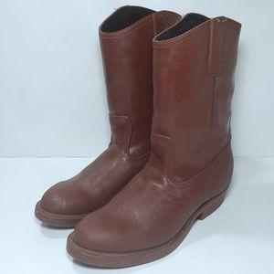 Lacrosse Waterproof Rubber Western Cowboy Boots